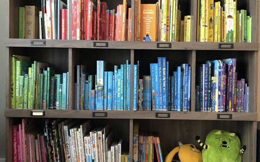 How Usborne Joined Our Family