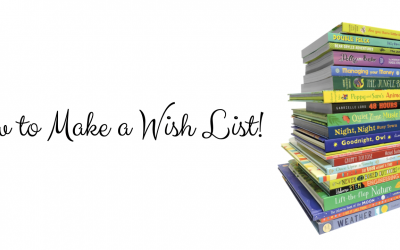How to Make a Book Wish List!